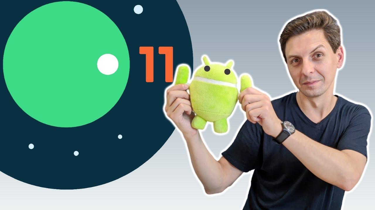 Despre noul Android 11 BETA. Ce aduce nou pe telefoane - ce îmi place și ce nu