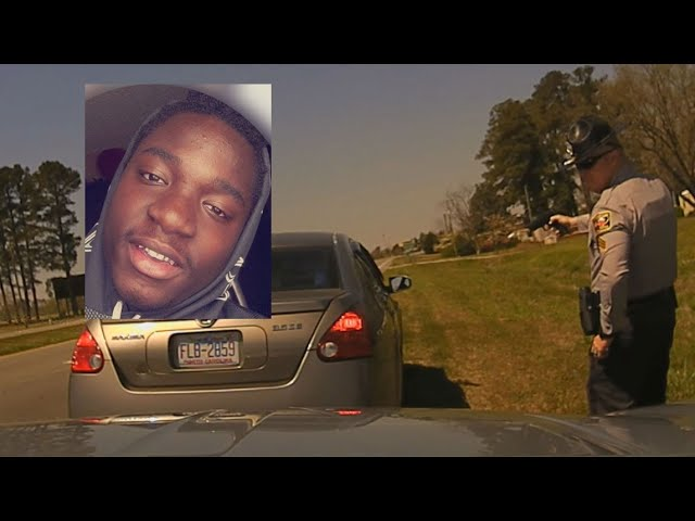 RAW VIDEO: Trooper shooting in Johnston County on April 4