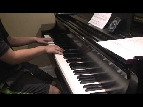 """Michael Buble: """"Hold On"""" Piano Cover [HD]"""