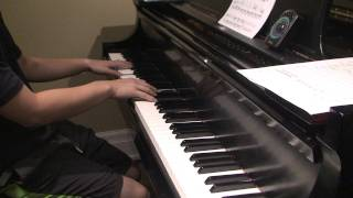 "Michael Buble: ""Hold On"" Piano Cover [HD]"