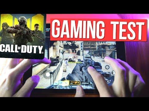 ИГРАЮ НА iPad 2018 в НОВУЮ Call of Duty: Mobile - gaming test