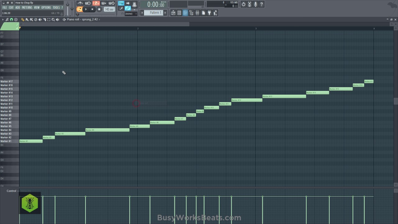 How to Chop Samples like a Boss in FL Studio 12 - YouTube
