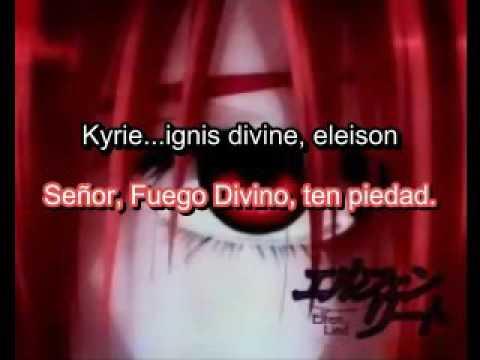 Elfen Lied lilium version completa sub español