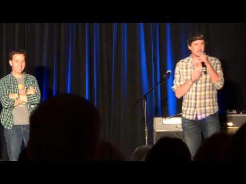 DCCon 2015  Chad LindbergGabriel Tigerman  Memorable Moments with J2
