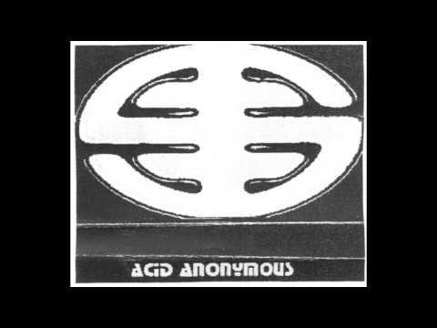 Acid Anonymous - Tranztek (K7 - 1999)  A-side+B-side