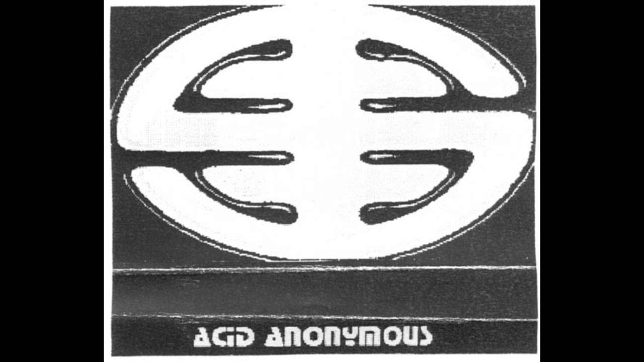 Acid Anonymous - Tranztek (K7 - 1999)  A-side+B-side
