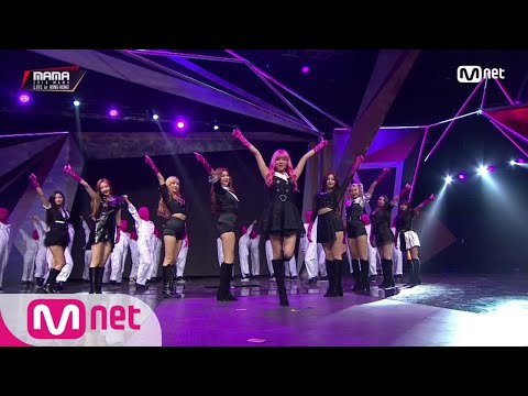 MOMOLAND_Bboom Bboom│2018 MAMA In HONG KONG 181214