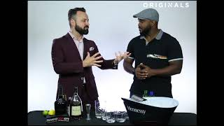 How To Make Hennessy Sazerac