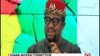 Ghana-Nigeria Connection - PM Express on JoyNews (18-6-19)