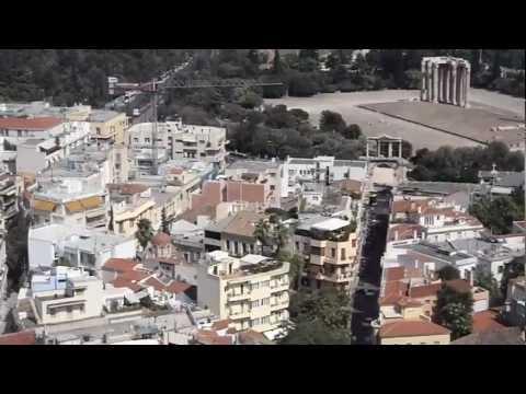 Acropolis & Athens Skyline & Darussafaka Sapkam