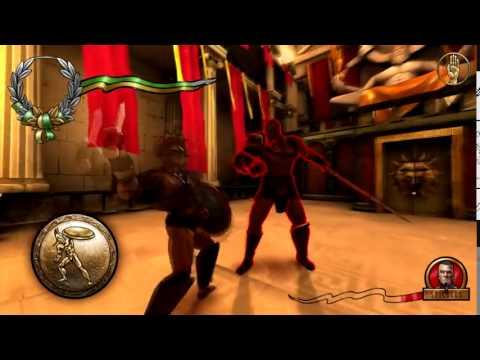 Gladiator скачать игру гладиатор
