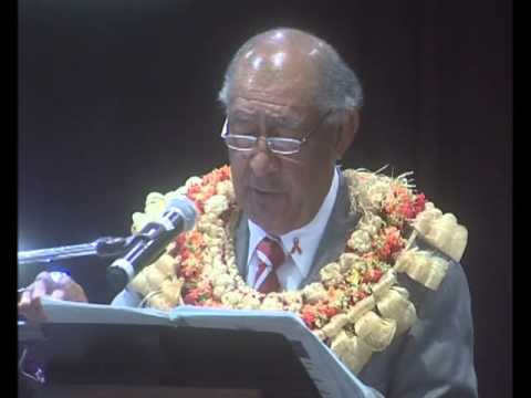 Fijian President, Chief guest - International conference for population and development