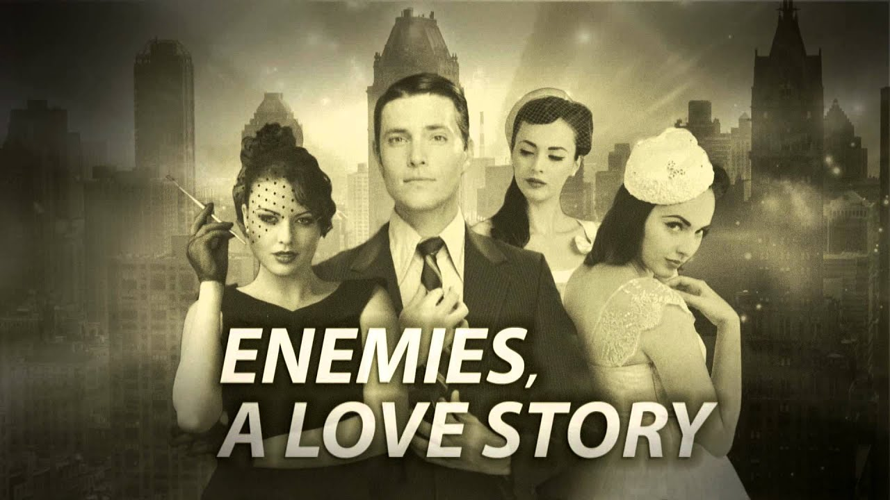 Love Story Wallpaper All : Enemies, A Love Story - Palm Beach Opera - YouTube