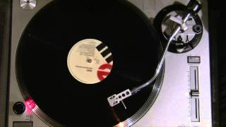 "Moby - Bring Back My Happiness (Para Los Discos Mix) Promotional 12"" Single Cut"