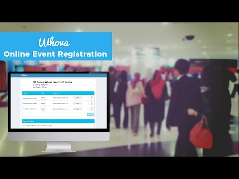 Whova Online Event Registration - Easy and Budget-Friendly