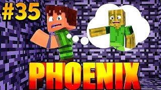 FLO'S GEMEINE BEDROCK FALLE?!- Minecraft PHOENIX #35 [FACECAM]
