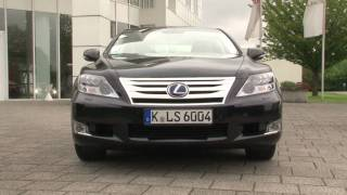 Mercedes Benz 2010 S400 Bluehybrid Videos
