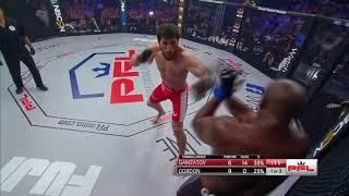 PFL DC: Fight 9 - Gamzatov vs Gordon