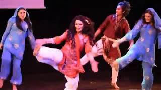 Aytunc Benturk Dans  A 2016 yıl sonu HİNT DANSLARI