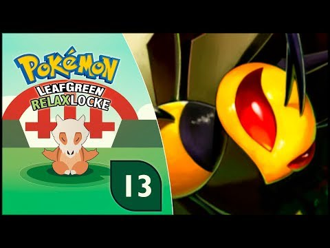 Pokémon Verde Hoja Hardlocke (Relax) - EP 13 - TUMOR EL MEJOR BANQUILLO | Cabravoladora
