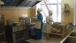 Кухни в детских садах