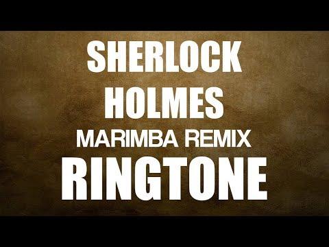 Sherlock Theme Marimba Remix Ringtone