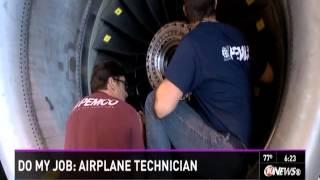 Do My Job: Airline Technician
