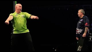 INCREDIBLE CHECKOUT From Michael van Gerwen To Win 2013 Premier League!