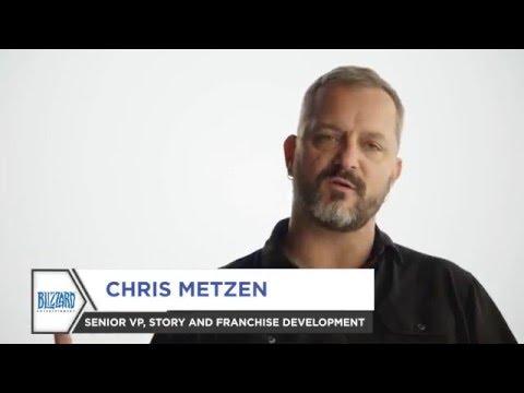 Meet Chris Metzen