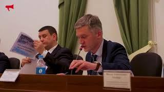 Выступление кандидата в мэры Владивостока, Юртаева Александра Григорьевича