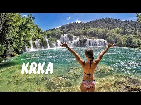 The waterfalls of Krka | Croatia Vlog 7 | World Wanderista