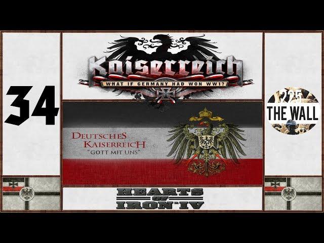 Deutsches Kaiserreich - HOI 4 Kaiserreich Impero Tedesco [Gameplay ITA #34]