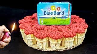 EXPERIMENT Match VS Blue Band Margarine thumbnail