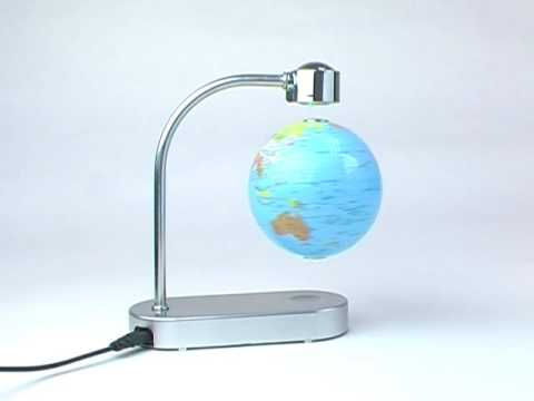 UXCell Funny Gadget Product - Floating Globe in the Air