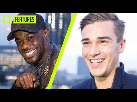 HARRY WINKS RATES TEAMMATES NICKNAMES | BALL STREET MEETS FT EXPRESSIONS