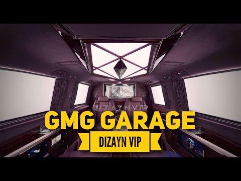 Ford Custom Project - DIZAYN VIP ( Erbakan Malkoç ) & GMG GARAGE Buluşması