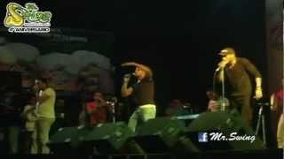 Cara, Pelo Y Tremenda Pinta - Maykel Blanco Y Su Salsa Mayor - 4° Aniv  Mr SwinG 2012