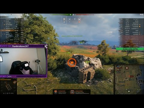 World of Tanks [056] - Listiger Lurch - Let´s Show WoT from YouTube · Duration:  14 minutes 17 seconds