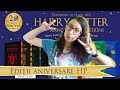 Aniversare 20 de ani de Harry Potter | Unboxing Books Express