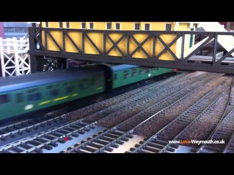 Weymouth Annual Model Railway Exhibition