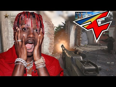 PLAYING COD WITH LIL YACHTY!!