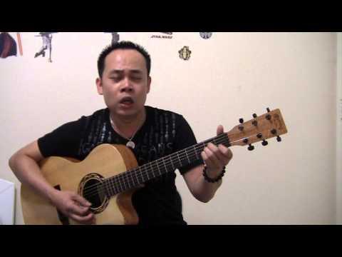 chuyen tinh nguoi dan ao Guitar (cover)