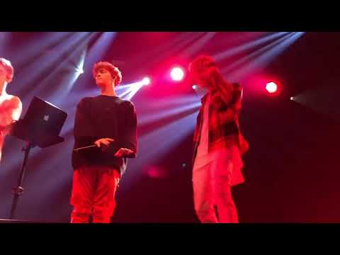 Why Don't We - Mashup & I Still Do live in Auckland New Zealand