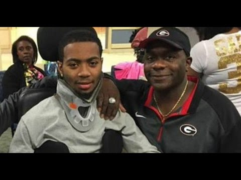 Injured Southern player to attend UGA game