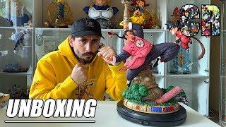 N•13 Unboxing / Review Kid Goku VS Mercenary Tao by UCS Studio