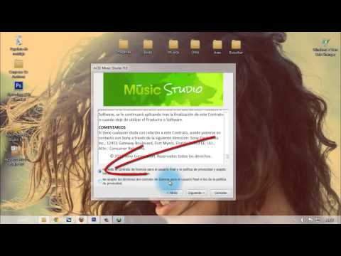 Como Descargar E Instalar Sony Acid Music Studio 9.0 En Español