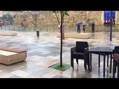 Llueve en Córdoba
