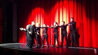 Thriller (acapella cover) by CADENZA, winner of VFUK 2011