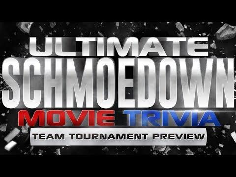 2017 Ultimate Schmoedown Movie Trivia Team Tournament Preview Special   Collider Video