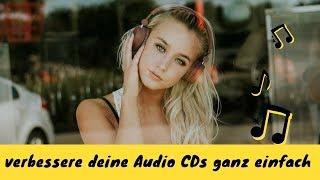 Audio CDs aus Musikvideos mit automatischer Soundverbesserung in Nero Burning ROM erstellen